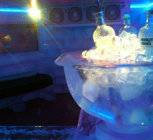 Ice Bar Permanent -12 ° 34 Krisclub